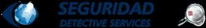 Seguridad logo professional Detective services