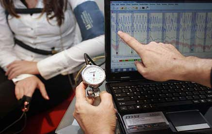 Polygraph testing employees Seguridad Belgrade